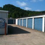 CODA Sign with storage units